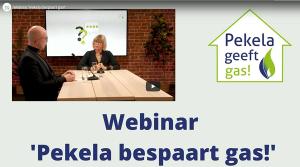 webinar Pekela geeft gas!