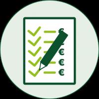 besparen HOME-groen